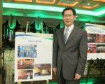 華裔建築師郝傳東的室內設計獲皇后區商會第91屆建築成就獎。 (林丹/大紀元)