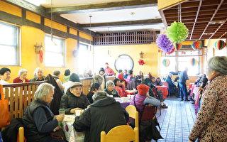 慶冬至 東南亞中心舉辦耆老餐會