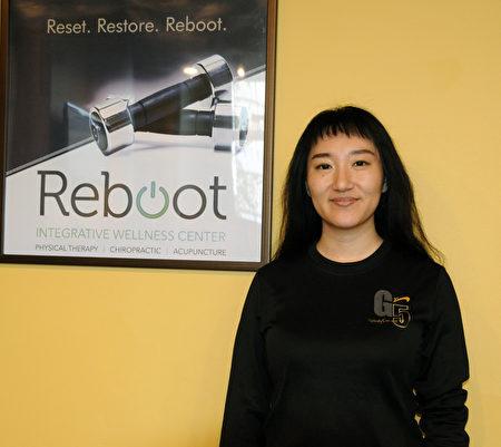 Reboot康复治疗中心陈甲子针灸师(周琪/大纪元)
