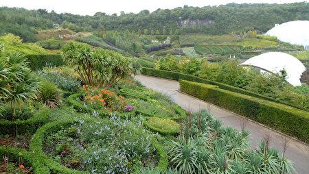 露天花園(圖片由Eden Project提供)。