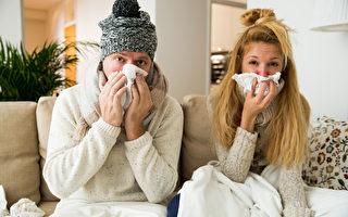 為什麼人們在冬天比較容易感冒?