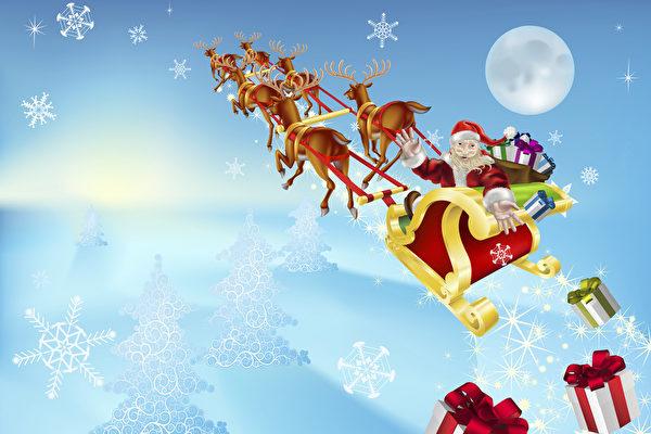 聖誕老人(Fotolia)