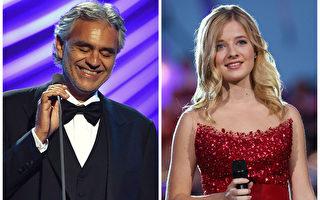 川普就职典礼 美声天才少女将与波切利对唱