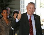 目前最有可能成為下一任美國國務卿的人選不再是羅姆尼,而是加州國會眾議員羅拉巴克。(SHUJI KAJIYAMA/AFP/Getty Images)