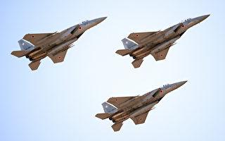 日本F-15战斗机(TORU YAMANAKA/AFP/Getty Images)
