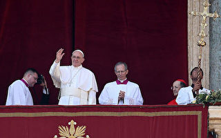教皇耶诞文告 祈求和平 关注恐袭