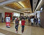 圣诞节后的购物商场仍然人满为患,但在美国是多个州却出现青少年聚众闹事的异常情况,且似乎有很多情况下是通过社交媒体组织和计划的行动。图为盐湖城一家商场。 (George Frey/Getty Images)