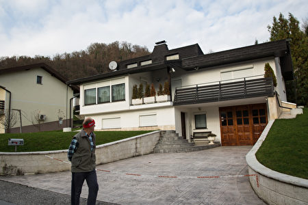 SEVNICA, SLOVENIA - NOVEMBER 28: A former home of Melania Trump, where she lived with her parents after they moved from a nearby apartment block, on November 28, 2016 in Sevnica, Slovenia. Born in Slovenia, Melania Trump was raised in the town of Sevnica, by her father, a car salesman, and her mother, a pattern maker at a textile factory. The former model will become the second foreign-born First Lady of the United States when her husband Donald Trump is sworn in as President during a ceremony in Washington DC on January 20, 2017. (Photo by Jack Taylor/Getty Images)