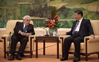 习近平12月2日告诉前美国国务卿基辛格,在美国总统大选之后,北京希望跟美国发展稳定而持久的关系。(Nicolas Asouri - Pool / Getty Images)