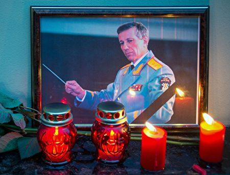 俄罗斯红旗歌舞团艺术总监 瓦列里.哈利洛夫(Valery Khalilov)。(ALEXANDER UTKIN/AFP/Getty Images)