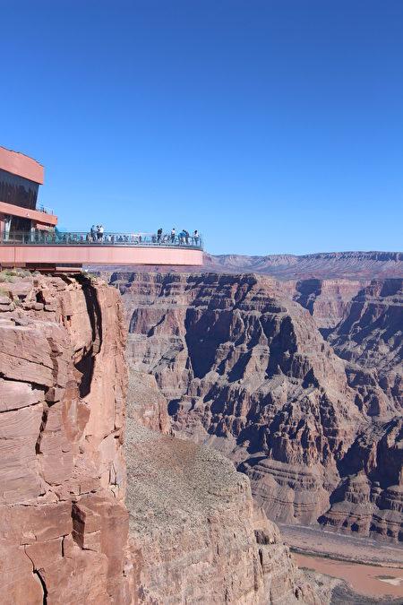 壮丽的美国大峡谷西(大纪元图片)