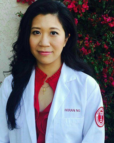 牙科醫師伍雪瑩(Seran Ng)博士。 (商家提供)