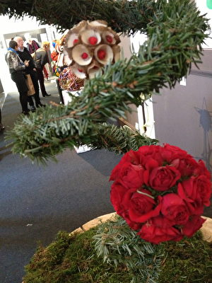 2016年比利时布鲁日冬季花展(萧依然/大纪元)