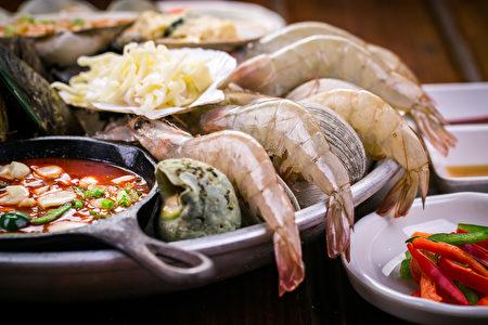 最优品质的海鲜(Bill Xie/大纪元)