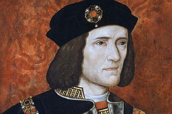 《查理三世》(Richard III)画像 (维基百科公共领域)