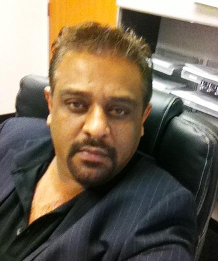 Stevens Creek BMW总经理Rax Patel。(本人提供)