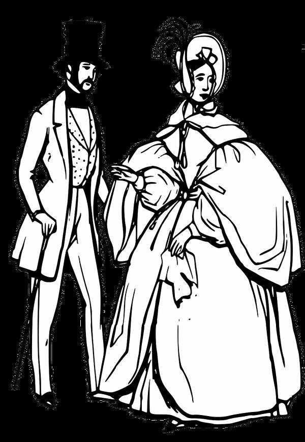 紳士的最大特徵就是得體,無論是外表還是言行和內心。(Pixabay)