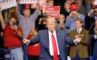 川普勝選後的組閣日程進行到一半,但其部長身價加總已經超過120億美元。 (Sara D. Davis/Getty Images)