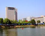 图为韩国某大学。(全景林/大纪元)