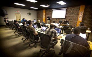 「編程工作坊 (Coder Foundry)」將在 Soho/Chinatown 開辦紐約第一所編程訓練營。 (編程工作坊 (Coder Foundry)提供)