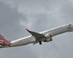 本周三,澳洲维珍航空公司(Virgin Australia)一日之内发生了两起事故。图为资料图片。 (PETER PARKS/AFP/Getty Images)