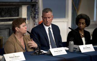 惡性虐童事件連發 紐約兒童局長辭職