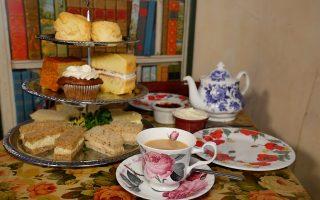 格林威治下午茶 坚持正宗英国味
