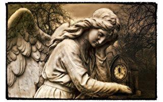 天使。(Pixabay)