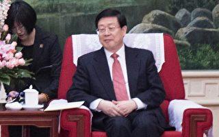 中共天津前市長黃興國近日被中紀委點名為「兩面人」的典型.(FRED DUFOUR/AFP/Getty Images)