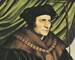 托马斯•莫尔(Thomas More),英国政治家、作家、哲学家,1516年用拉丁文写成《乌托邦》(维基百科公共领域)