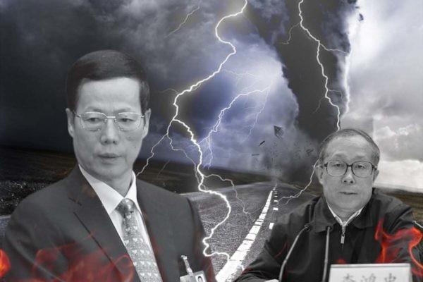 謝天奇:習震怒警告李鴻忠 王岐山鎖定張高麗