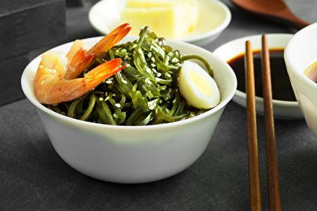 凉拌海带丝(Shutterstock)