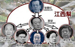 曾庆红马仔苏荣认罪 江西43名官员被处理