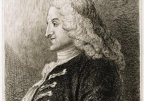 亨利•菲尔丁画像(维基百科公有领域)