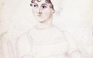 英國著名女性小說家:簡•奧斯汀