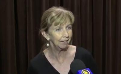 堪培拉大學重症護理學副教授諾瑟姆(Holly Northam)同時從事于護士工作,她表示活摘器官是很可怕的。(周東/大紀元)