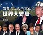謝天奇:八大事件世界變局 川普與習誰能力拔頭籌?