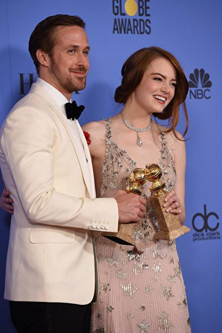 金球獎最大贏家 《樂來越愛你》獲七大獎項 | 获獎名單 | 頒獎典禮