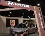 韓國現代汽車公司成功締造了業界神話,現如今位列全球財富五百強,世界第四大汽車製造商。(徐綉惠/大紀元)