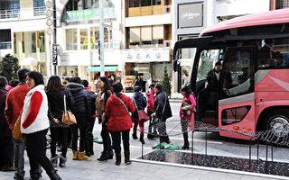 中国新年期间出国旅游,越来越受到中国人的青睐。(TOSHIFUMI KITAMURA/AFP/Getty Images)