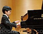 """新唐人""""儿少杯钢琴大赛""""(孙湘诒/大纪元)"""