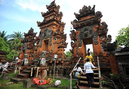 INDONESIA-RELIGION-HINDU-MELASTI