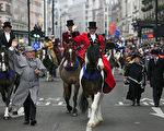 伦敦作为一个历史悠久、魅力四射的繁华大都会、世界著名的旅游城市,一年四季不断有各种各样的文化、艺术、节庆、游乐活动轮番上演。(Photo by John Phillips/Getty Images)