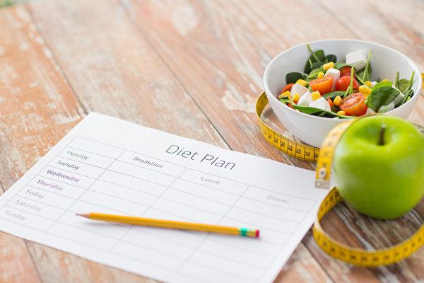 专家并不建议立志瘦身三五十斤,适量的运动、合理的饮食,会让自己感觉更好。(Fotolia)