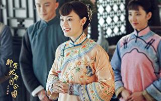 孙俪在《那年花开月正圆》中饰演周莹。(达腾娱乐提供)