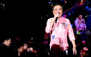 """陈昇跨年飙唱23年 """"每年都要嗨唱才过瘾"""""""