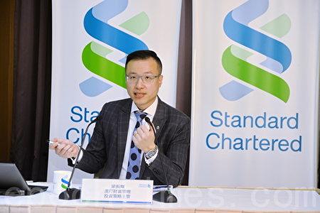 渣打集团旗下渣打香港投资策略主管梁振辉表示,由于中国未有明显的贬值底线,预期人币破七机会甚大,最多跌至7.07水平。(宋祥龙/大纪元)