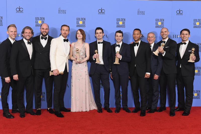 74屆金球獎 《星聲夢裡人》7提名全中成大贏家
