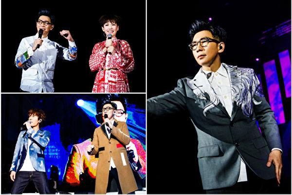 品冠巡演唱回上海 陳潔儀吳克群雙嘉賓助陣