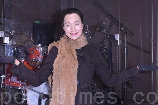 坣娜x門諾基金會公益演唱會彩排於2017年1月18日在台北舉行。(黃宗茂/大紀元)